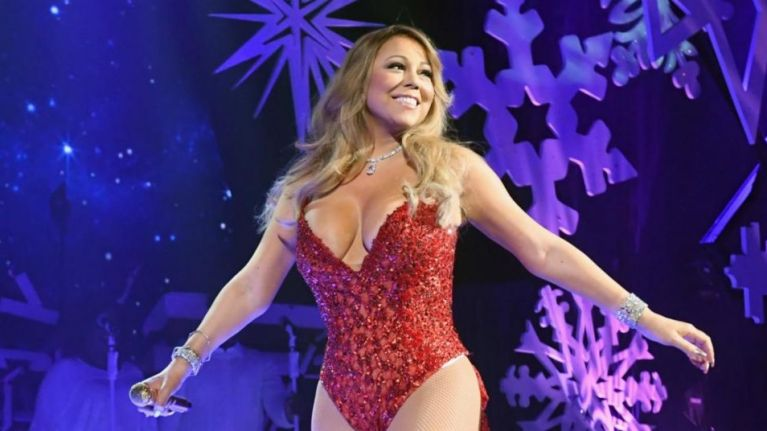 Mariah Carey has just announced she's playing a HUGE concert in Ireland