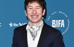 A post-apocalyptic sci-fi TV series starring Barry Keoghan is in the works