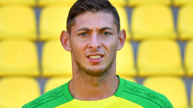 Emiliano Sala's sister shared a heartbreaking picture of the footballer's dog waiting for him to come home