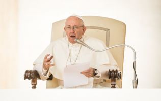 Pope admits that priests sexually abused nuns, including case of 'sexual slavery'