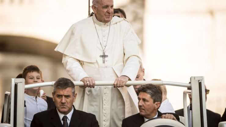 A meeting in The Vatican started today to discuss priests being able to marry