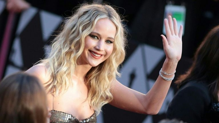 Jennifer Lawrence is engaged and we honestly didn't even know she was seeing anyone