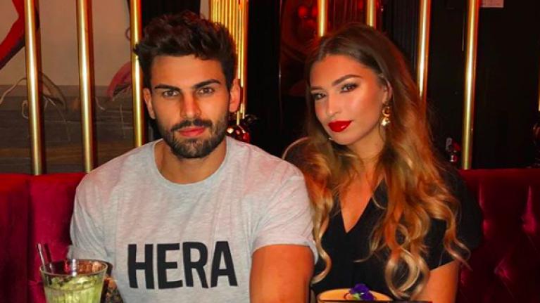 Adam Collard and Zara McDermott rumoured to be living apart after massive row