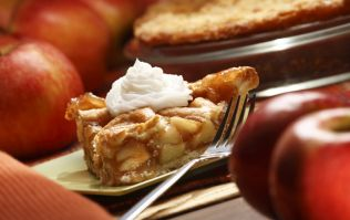 This apple pie recipe will warm you up more than a hot water bottle