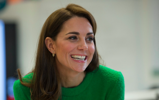 People are saying strange things about Kate Middleton's new €2,000 dress