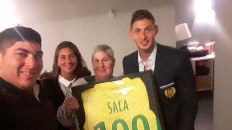 Emiliano Sala's sister just posted a heartbreaking tribute to her brother on Instagram
