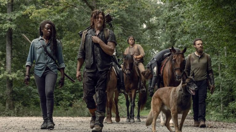 Noooo! A fan favourite character is leaving The Walking Dead