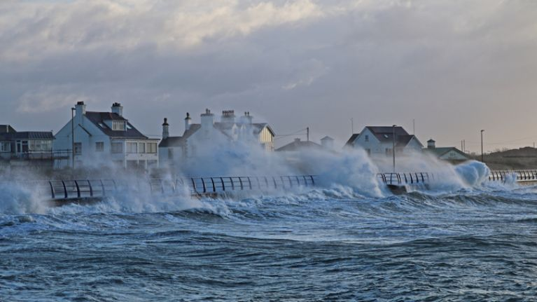 Met Éireann issues its first Status Red warning for Storm Hannah