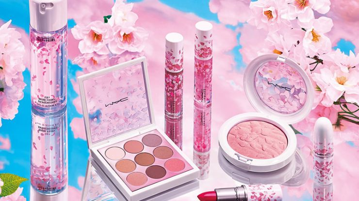 MAC's new Boom Boom Bloom collection is making us really excited for summer