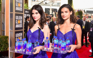 'Fiji Water Girl' is now suing the company that shot her to fame in a twist of events