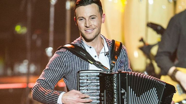 Nathan Carter admits he has messaged Maura Higgins and says she and Curtis 'won't last'