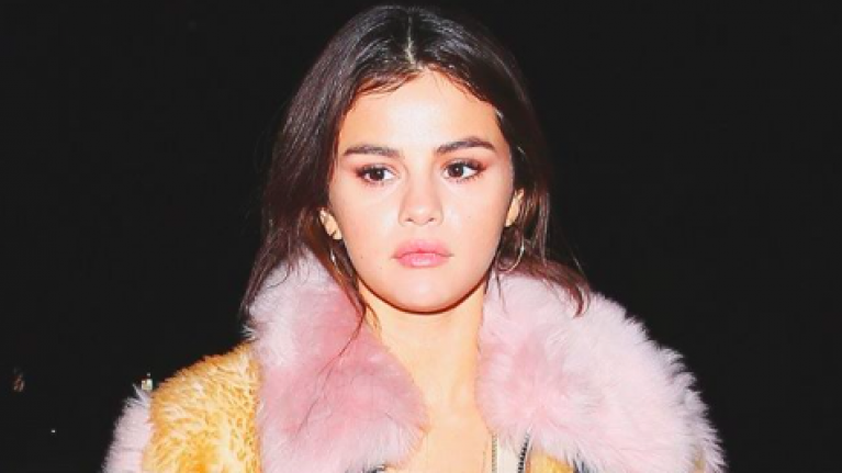 Selena Gomez is planning a global tour which could see the star come to Ireland