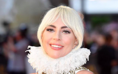 Lady Gaga just got a HUGE tattoo down her spine as tribute to 'A Star Is Born'