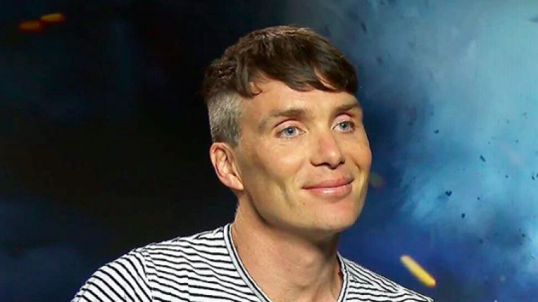 Cillian Murphy's latest career move isn't one you'd guess but, we're intrigued