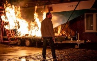 Coronation Street has revealed who set fire to Peter Barlow's boat