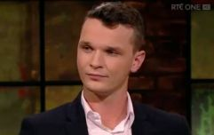 Late Late Show viewers praise Robbie Lawlor for raising HIV awareness on last night's show