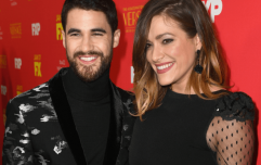 Darren Criss just got married - and his bride went for a unique look