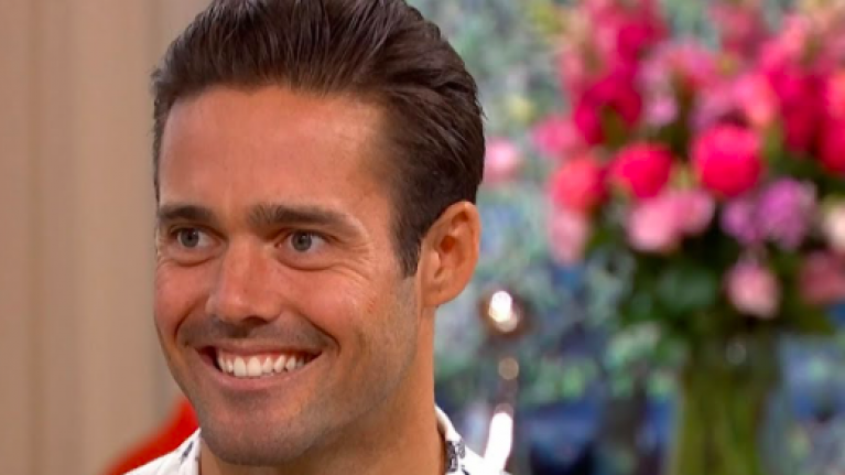 'I'll loosen up' - Spencer Matthews joins Good Morning Britain as a showbiz presenter