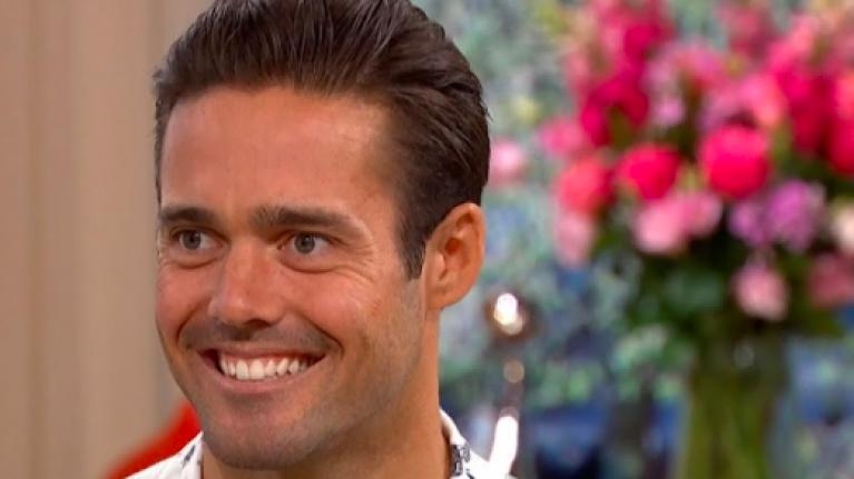 'I'll loosen up' - Spencer Matthews joins Good Morning Britain as a showbiz presenter