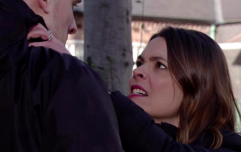 Tracy Barlow threatens to cut off Tyler's genitals due to Amy's pregnancy situation