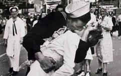 'Kissing sailor' George Mendonsa passes away aged 95