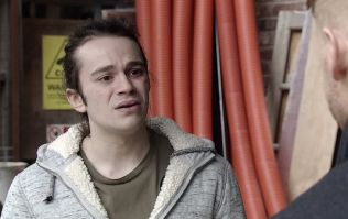 Did you spot Seb actor Harry Visinoni using the wrong name for someone in Corrie last night?