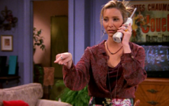 Friends fan have noticed a huge error when Phoebe was on hold for two days
