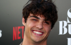 Noah Centineo is officially the newest face of Calvin Klein