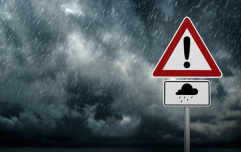 Update: Another weather warning has been issued in Ireland this morning