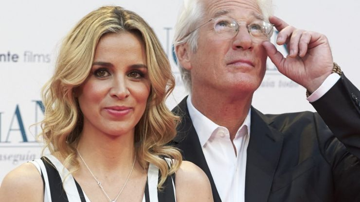 Richard Gere becomes a dad for the second time at the age of 69