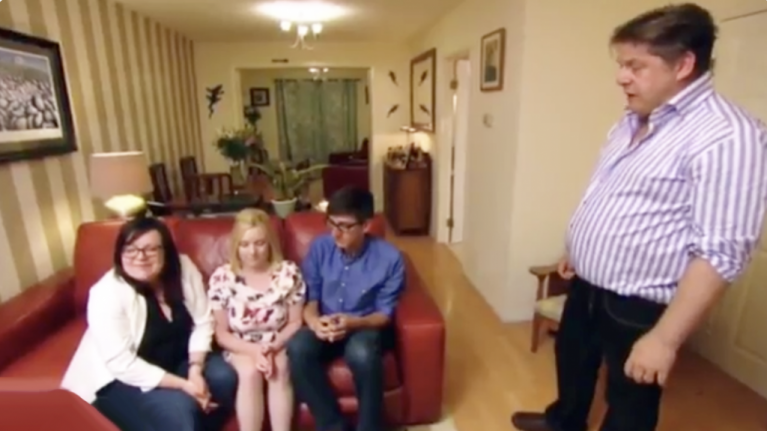 A scene by scene analysis of the most uncomfortable Come Dine With Me moment in history