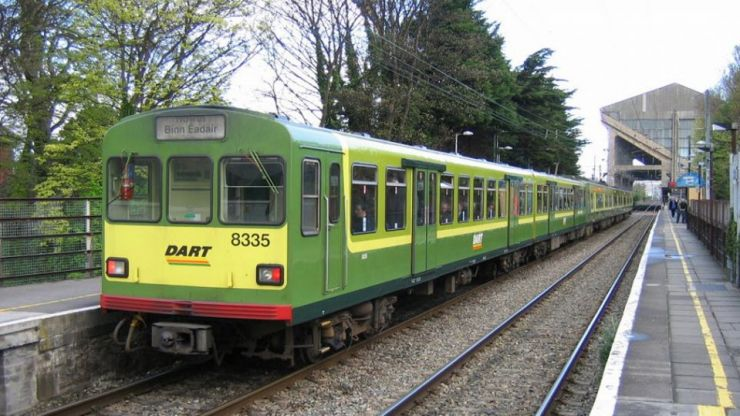Breaking: Irish Rail stop services due to 'tragic incident' on railway lines