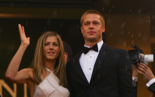 Not only did Brad Pitt attend Jennifer Aniston's 50th but he sent her a GIFT too