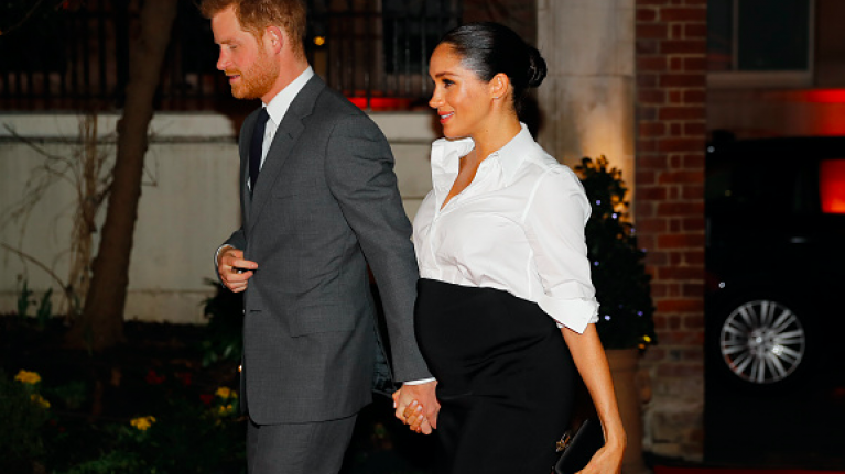 Prince Harry says the sweetest thing about becoming a dad and we are SOBBING