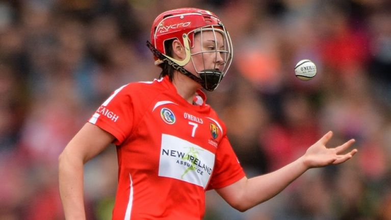 Michelle Quilty steps up for Kilkenny while the Cork side push on yet again