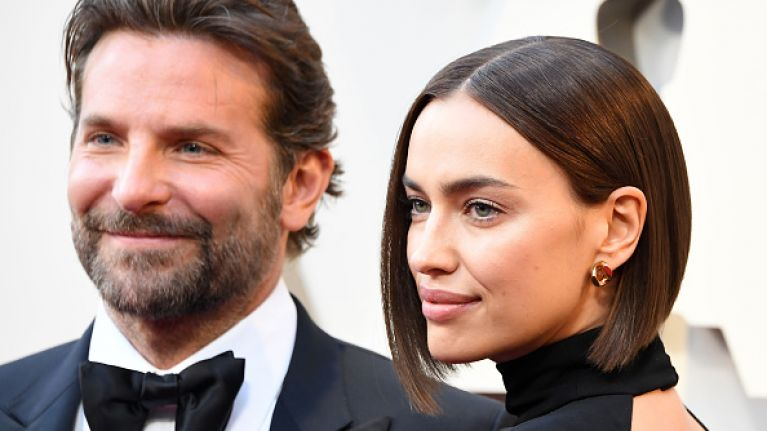 Irina Shayk accused Bradley Cooper of cheating with Lady