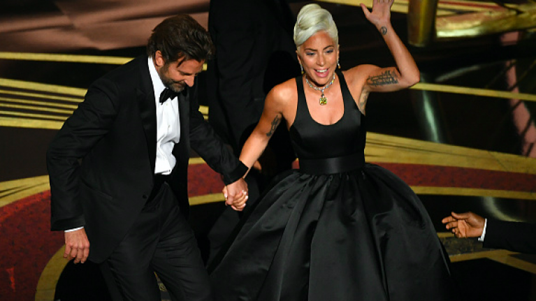 People have a LOT to say about Bradley Cooper and Lady Gaga's performance at the Oscars