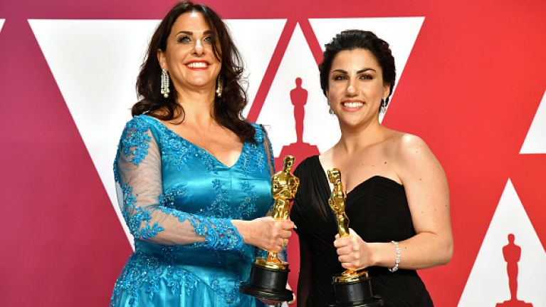 A movie about periods just bagged an Oscar and we're only delighted!