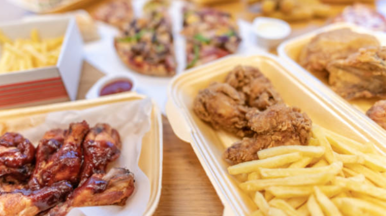 These are the most popular takeaways in the north and south of Dublin
