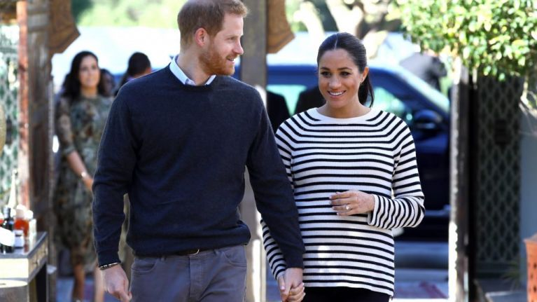 People think Meghan Markle's latest comment means she is expecting twins