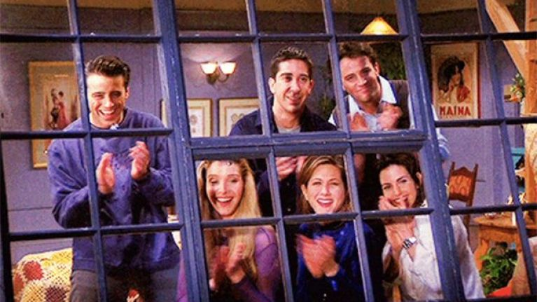 This company will pay you almost €1,000 to watch Friends all day