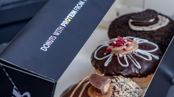 Dublin's The Rolling Donut are launching Ireland's first protein donut