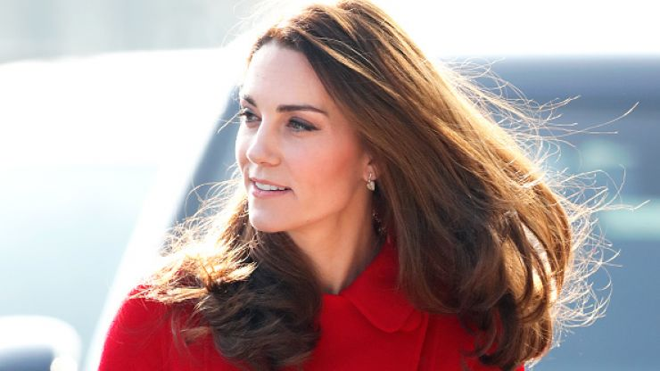 Kate Middleton has addressed the rumours that she's pregnant with her fourth child