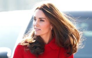 Kate Middleton gave a subtle nod to Ireland with her choice of outfit tonight