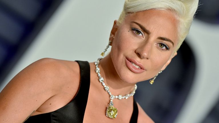 Lady Gaga has responded to pregnancy rumours in the best possible way