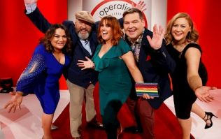 Everyone was legitimately overjoyed for the Operation Transformation finalists last night
