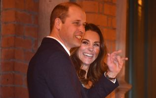 Kate Middleton and Prince William share a romantic moment in Belfast and LOOK at the photos