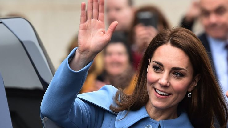 Harry Potter fans are all saying the same thing about Kate Middleton's latest outfit