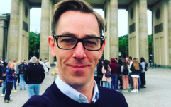 Fans believe Ryan Tubridy is engaged after spotting him on a romantic break in Lanzarote