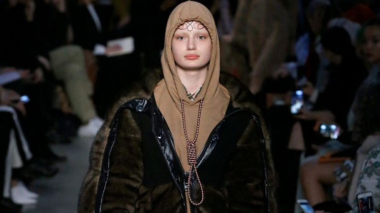 Burberry issue apology following 'noose' hoodie Fashion Week controversy